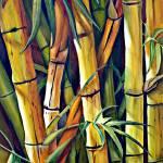 """Bamboo"" by donnabonavia"