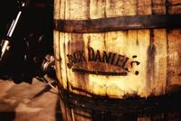 Jack Daniel's Whiskey Barrel