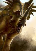 War Paint: Styracosaurus