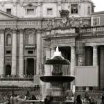 """Vatican Fountain"" by raetucker"