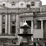 """Vatican Fountain"" by raetucker"