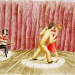 """Argentine tango"" by Solomiya"