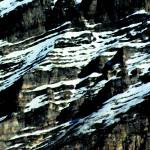 """Cascade Mountain Abstract      1020-4"" by BarbaraLin"