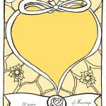 """Gold Wedding Anniversary"" by springwoodemedia"