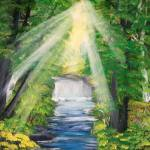 """The Light"" by elajanus"