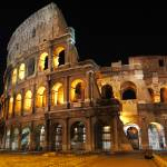 """Roman Coliseum"" by raetucker"