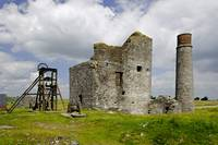 Magpie Mine at Sheldon, Derbyshire (28838-RDA)