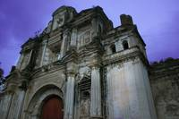 church ruins antigua guatemala