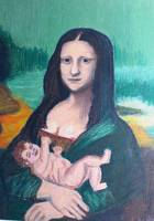Mona and Child