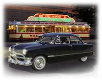 1950 Ford, Mickey's Diner