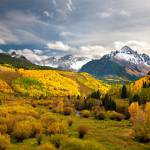 """Mount Sneffels Of Colorado"" by pbk"