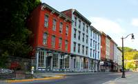 Main Street on the Rondout