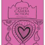 """""""Lights Camera Action Bollywood"""" by springwoodemedia"""