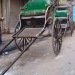 """Hand Pulled Rickshaw"" by AlanaMcConnon"
