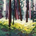"""McCall Trees (revised)"" by susanbailyweaver"
