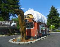 Cowboy Coffee - Packwood Washington