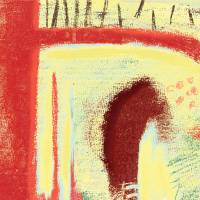 AbstractLandscape#4 Art Prints & Posters by Andrew Roper