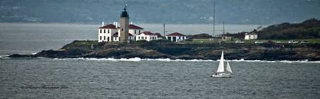 Lighthouse at Newport