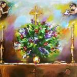 """""""In Church"""" by khatsart"""