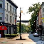 """The Rondout Kingston NY"" by ralphnelsen"