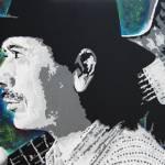 """Carlos Santana"" by ErikPinto"
