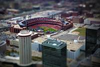 Busch Stadium - St. Louis In Miniature