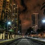 """Night Tracks"" by lonewolf565"
