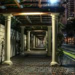 """Night Walkway"" by lonewolf565"