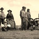 """Photo 4 Civil War Re-enactment Hermann Missouri"" by kimmerhaw"