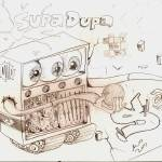 """Supa Dupa 2"" by shinetheartist"