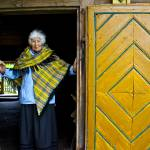 """Lithuanian woman farmer, the Baltics"" by ileneperlman"