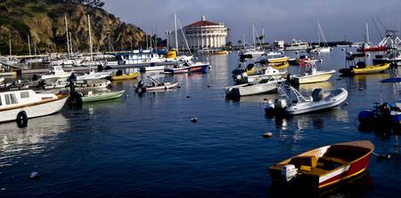 Catalina Casino Across The Bay