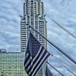"""Chrysler Building New York City in HDR"" by DaveScott"