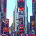 """Times Square Neon"" by DaveScott"