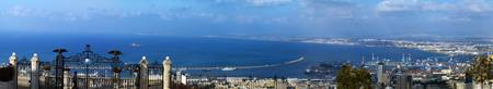 Haifa Panorama from Carmel