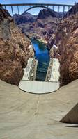 Hoover Dam Front