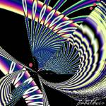"""Whirling Fan Dance"" by DigitalPaintings"