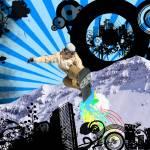 """Snow Mountain"" by Darkelectoid"