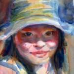 """day018-angel-zhang"" by YevgeniaWatts"