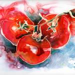 """tomato juice"" by YevgeniaWatts"