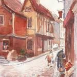 """english street-ish"" by YevgeniaWatts"