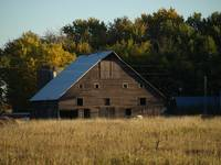 South Dakota Barn