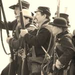 """Photo 10 Civil War Re-enactment Hermann Missouri"" by kimmerhaw"