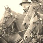 """Photo 11 Civil War Re-enactment Hermann Missouri"" by kimmerhaw"
