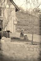Photo 13 Civil War Re-enactment Hermann Missouri