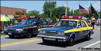 NYS Police Cruisers - New & Old