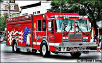 Coldenham Fire District - Rescue 208