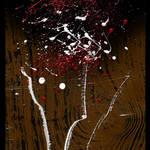 """Acrylic Rose Wood"" by angelstudio54"