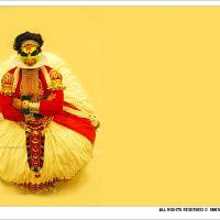 Kathakali Art Prints & Posters by Smevin Paul
