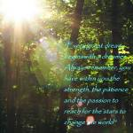"""""""life begins with a dream"""" by MyTreasuredImages"""